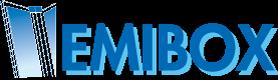 emibox logo cabine doccia livorno venuta pavimenti